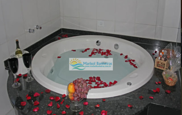 Banheira Redonda Aquarius