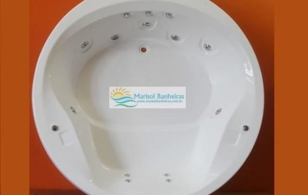 Banheira Redonda Aquarius II