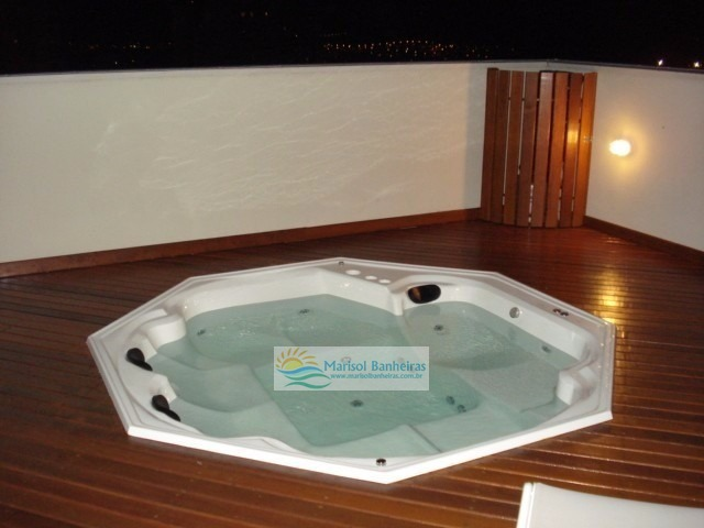 Hidro Spa Body Baby II