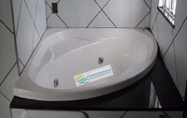Banheira de Canto V
