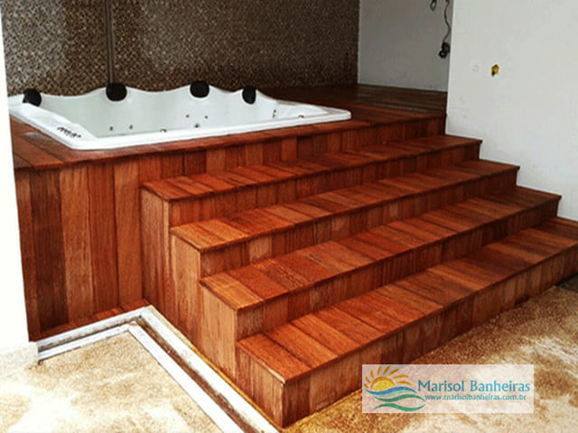 Projeto Deck de Madeira