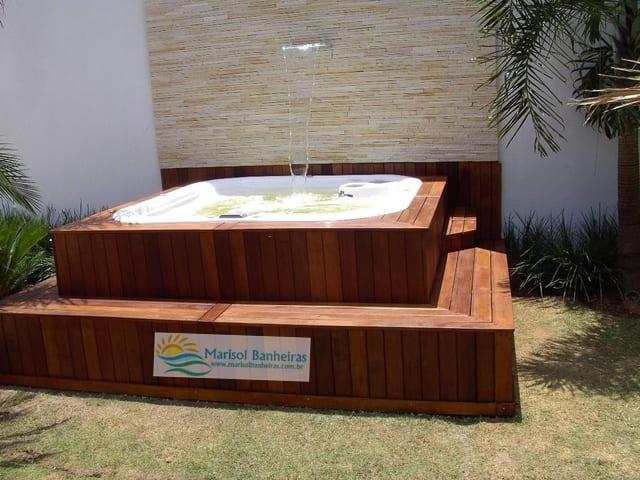 Projetos em Deck de Madeira