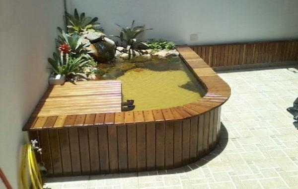 Projetos em Decks de Madeira